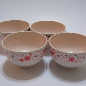Miso bowls from Japan (set of 4)